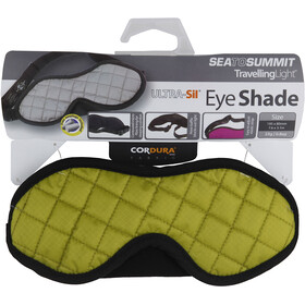 Sea to Summit Eye Shade, lime/black
